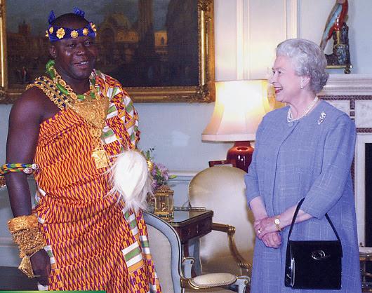 Ghana's Ashanti Cultural Heritage To The Word Fashion Civilization (Kente Dressing)