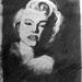 Marilyn Monroe [10 minutes drawing]