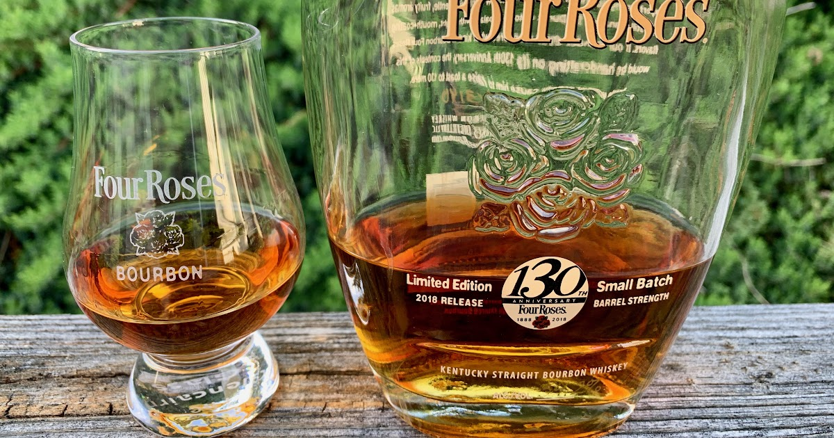Four Roses Small Batch 2018 130th Anniversary Review