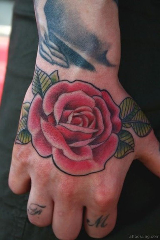 Small Rose Hand Tattoos For Women Best Tattoo Ideas