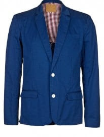 Edi - Suit Jacket - Blue