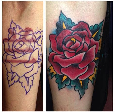 rose tattoos timeless simply beautiful cover