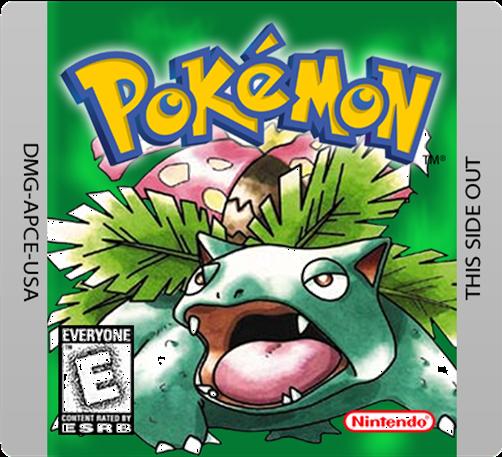 เกมบอย Pokemon Green