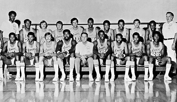 Los Angeles Lakers (1971-72)
