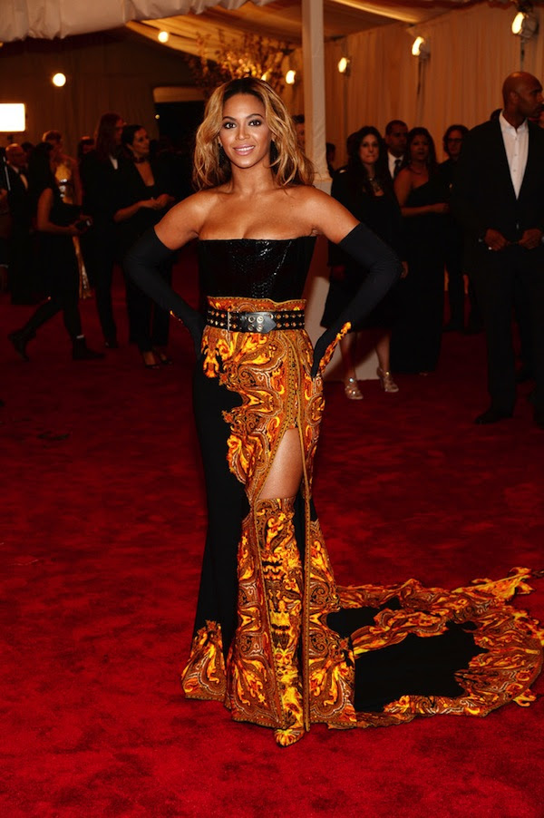 beyonce givenchy haute couture