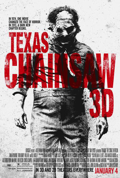 Texas Chainsaw 3D - Poster