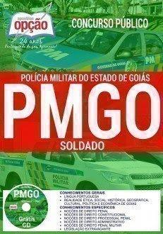 Apostila PM de Goias Cadete 2017