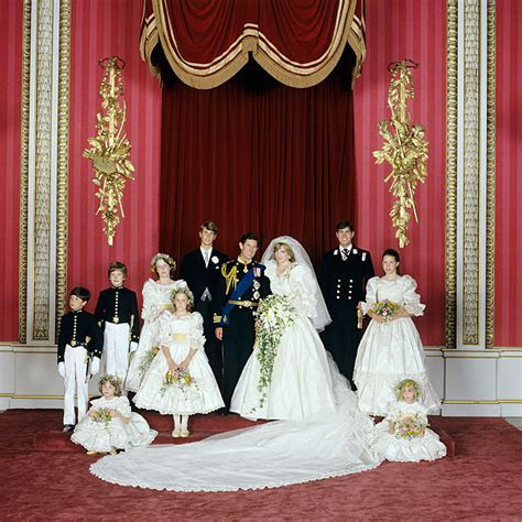 The wedding of Price Charles and Lady Diana Spencer   The