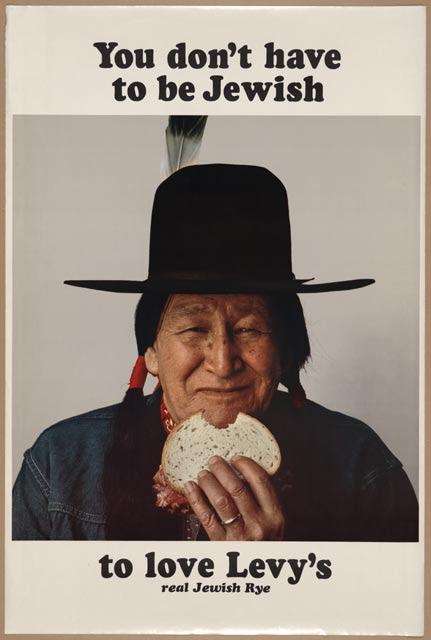 Sitting Bull Yeshiva: Hey he's got a black hat