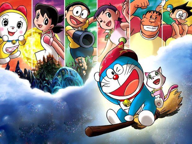 Free Download Doraemon Backgrounds  PixelsTalk.Net