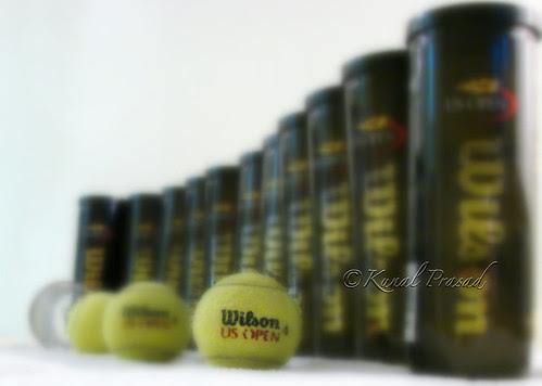 Tennis Ball Cans