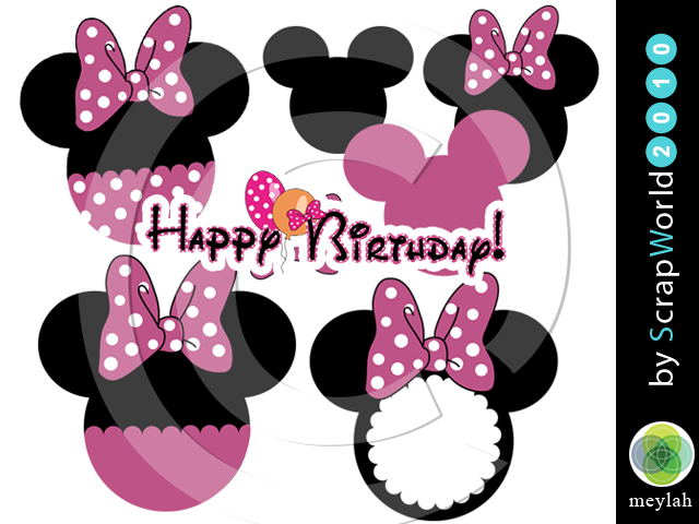 Mickey Mouse Clipart Minnie Frame Meylah