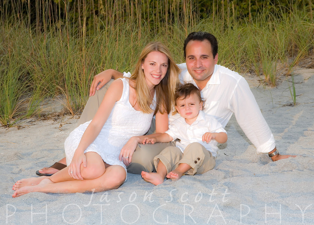 Siesta Key and Longboat Key Beach Portrait Samples by Jason Scott Photography