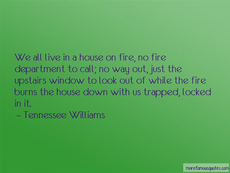 Quotes About Fire Department Top 39 Fire Department Quotes From