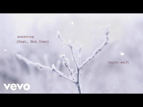 #TaylorSwift lanza un nuevo álbum sorpresa titulado #Evermore