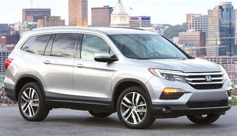honda pilot   rumors car  release