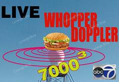 whopper doppler 7000