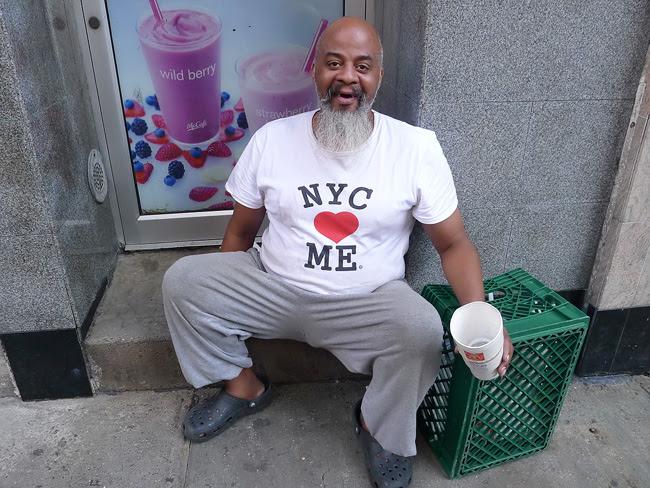 NYC *heart* me