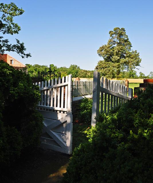 Eyre Hall (Cemetery Gate)