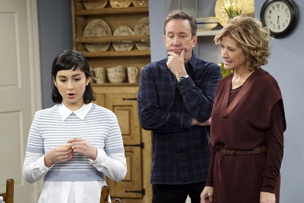 Mike (Tim Allen), Vanessa (Nancy Travis) and Mandy Baxter (Molly Ephraim?) will be back on LAST MAN STANDING when it airs on FOX next season.