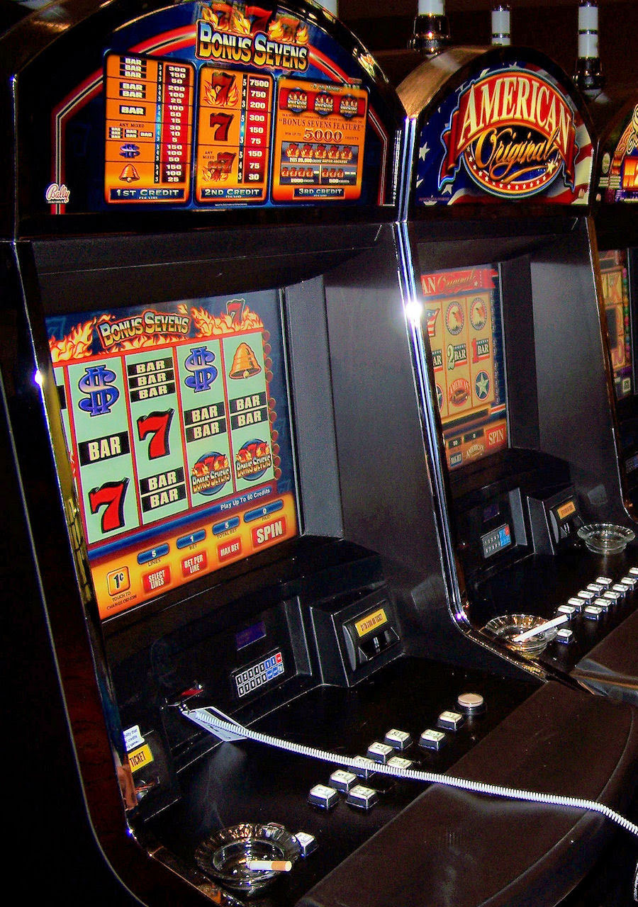 Free slot online machines