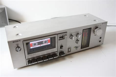 sony tc  tapeless deck project