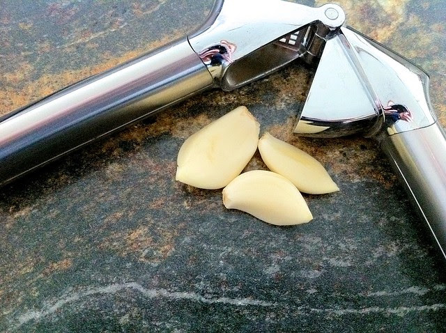 3 Cloves Garlic