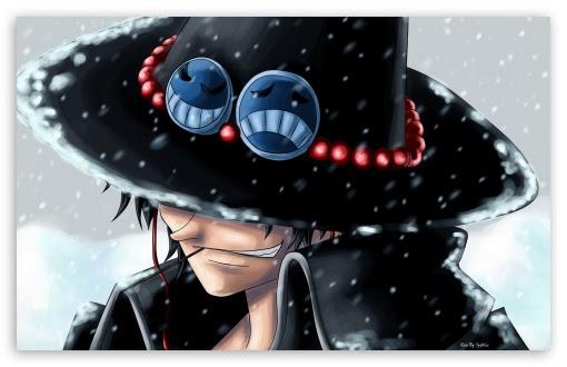 Ace One Piece 4k Hd Desktop Wallpaper For 4k Ultra Hd Tv Wide