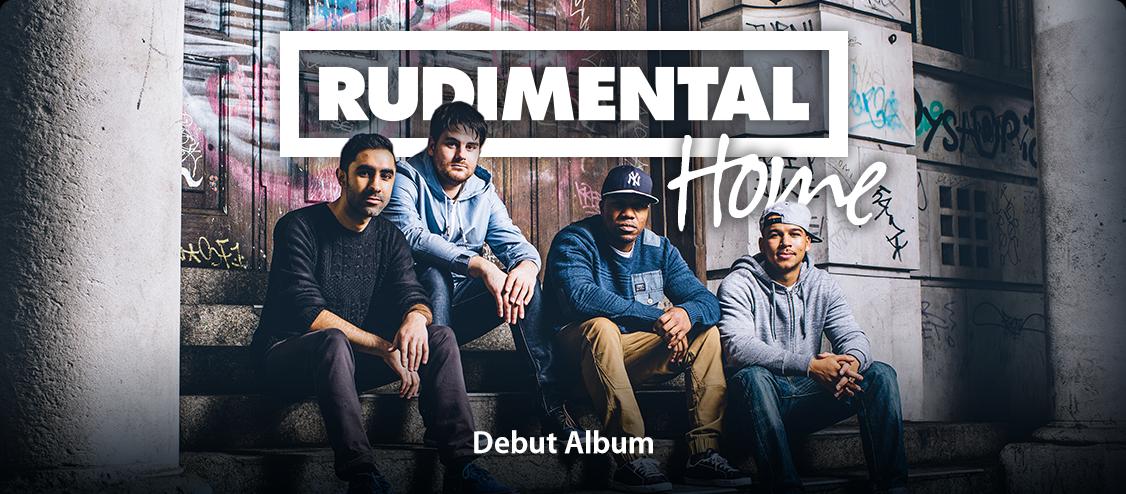 Rudimental: Debut Album