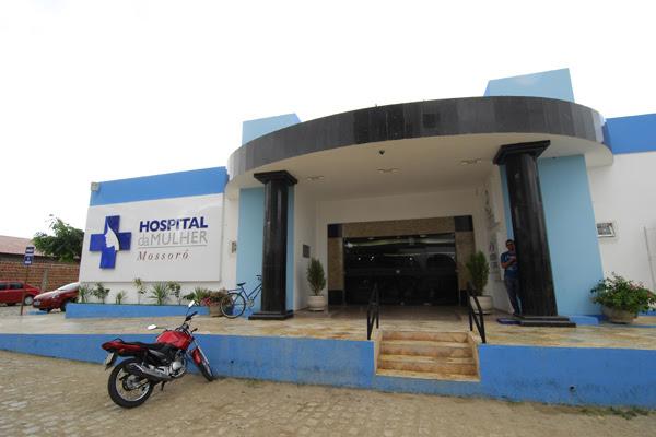 O Inase assumiu a gestão do Hospital da Mulher, em Mossoró, no dia 29 de outubro, após o fim do contrato com a A.Marca