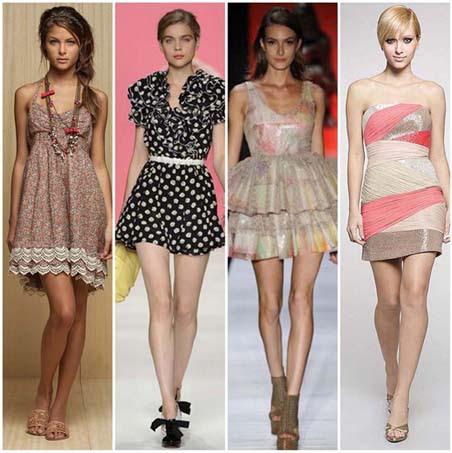vestidos verao 2011 1 Vestidos para o verão 2011