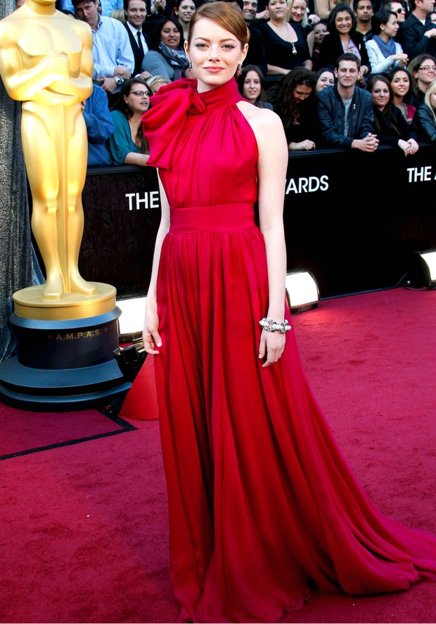 Emma Stone 2012 (Foto: Getty Images)