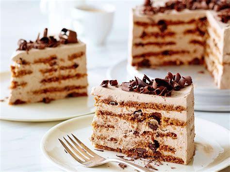 Chocolate Mocha Cake Recipe   HungryForever