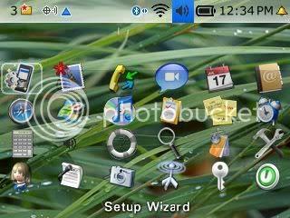 1 3 Theme đẹp dành cho BlackBerry 83xx và 87xx