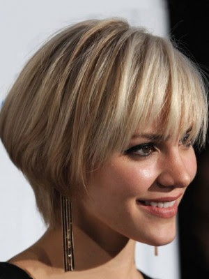 2017 Latest Arrival Short Blonde Straight Remy Human Hair Capless