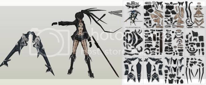 photo Black Rock Shooter papercraftvia papermau 02_zpso17lq4kf.jpg