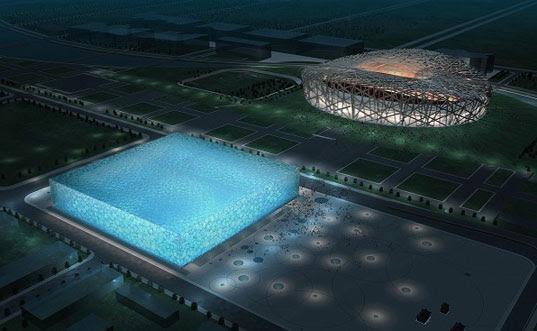 Beijing Olympic Stadium, Beijing Olympics 2008, Birds Nest building, Herzog DeMeuron, 2008 Olympics Site