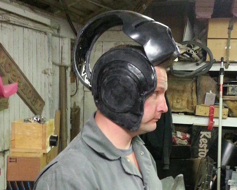 helmet test fitting