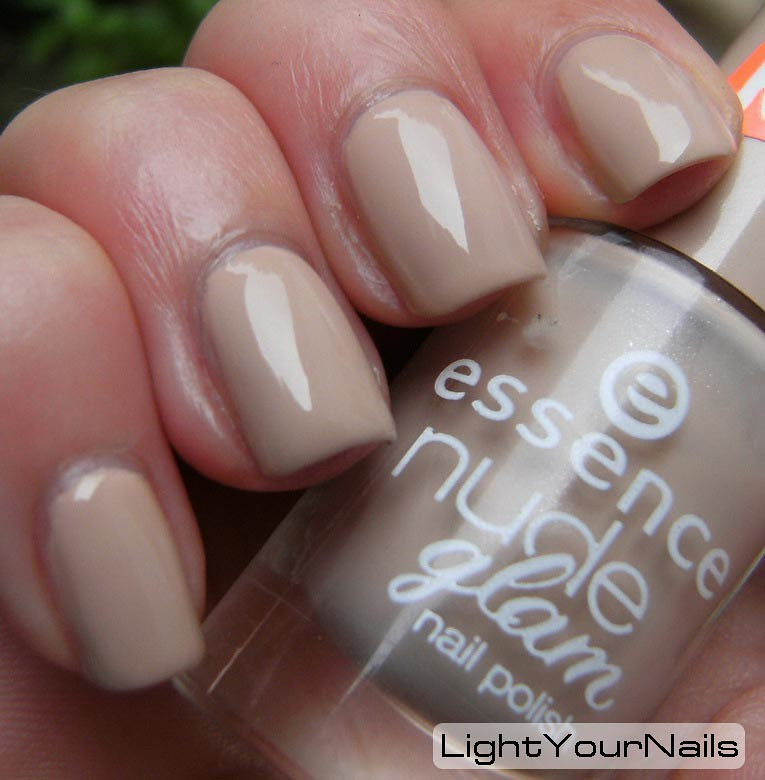Essence Nude Glam: Toffee To Go