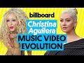 Billboard: La evolución de Christina en sus videos musicales