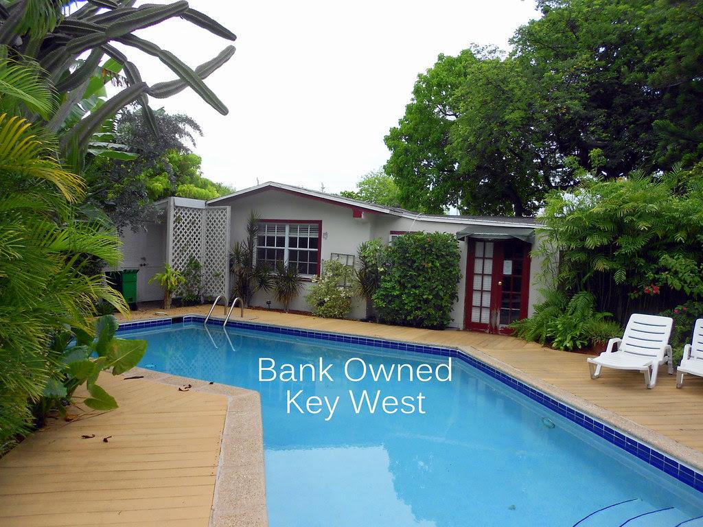 Key West Properties: 1111 Watson Street # D - Bank Owned