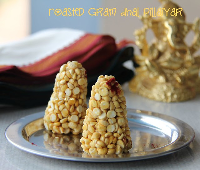 Roasted Gram Pillaiyar 008