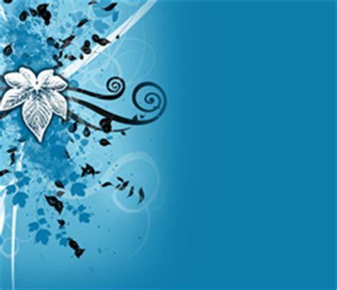 Free Black & Blue Twitter Backgrounds, Cool Blue & Black