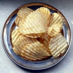 Crisps not Chips