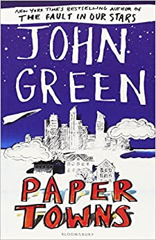 [Rezension] Paper Towns - John Green