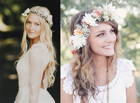 Hairstyles from boho chic, the most fashion proposals