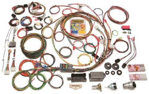 Painless Wiring Fuel Injection Harness