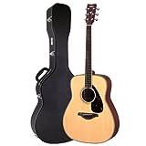 Yamaha FG720S Folk Acoustic Guitar - Natural (Open Box)