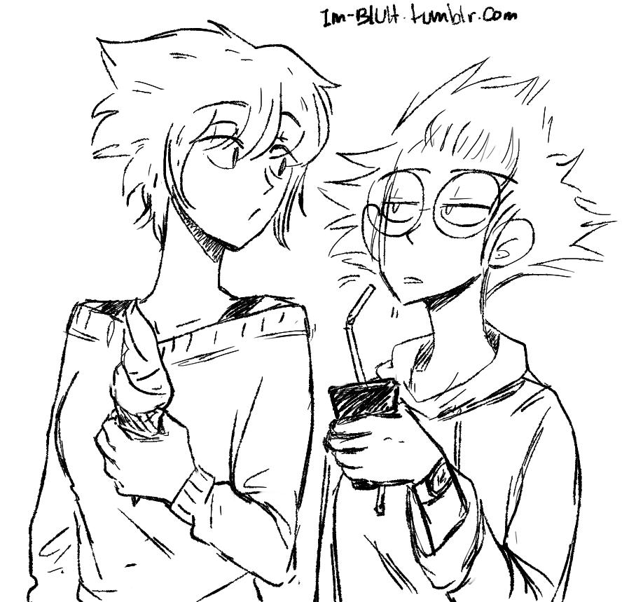random doodles <3