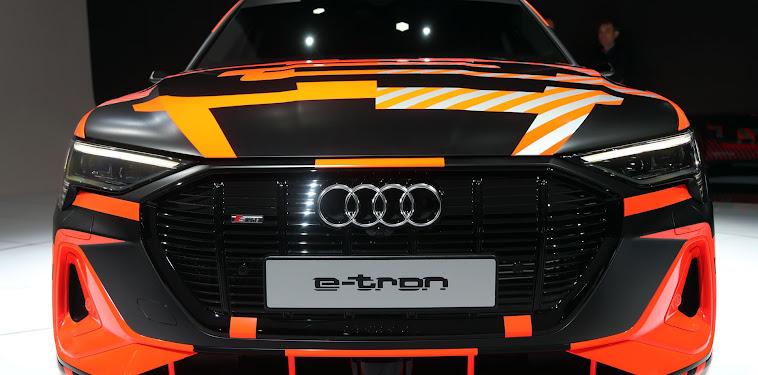 2020 Audi E Tron Suv